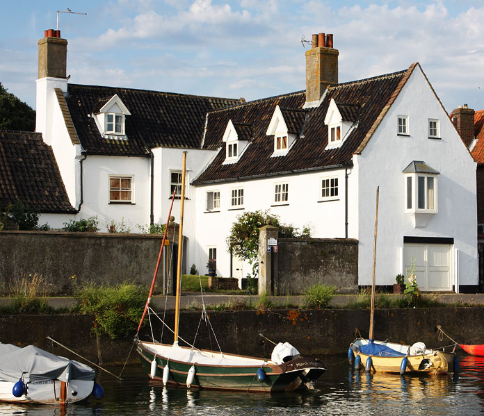 The Old Custom House Wells Next The Sea North Norfolk B B With Sea Views Uk